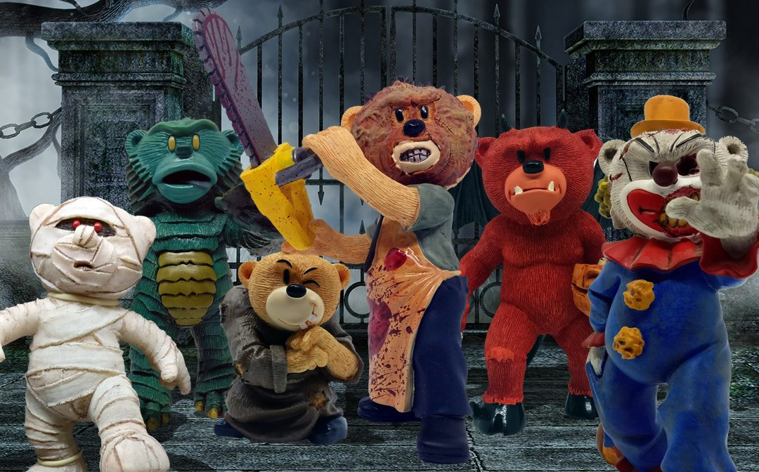 Bad Taste Bears: Scary Bears