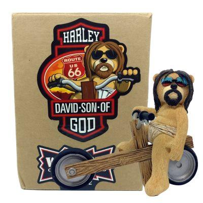Bad Taste Bears Harley Davidson