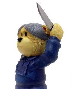 Bad Taste Bears Norman Psycho