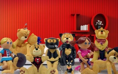 Valentine's Bad Taste Bears: Show The Love
