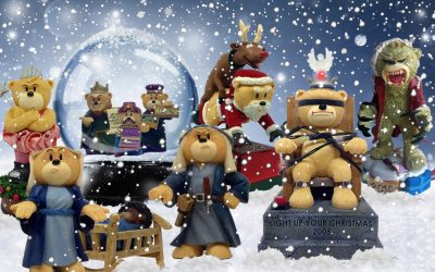 Christmas Bad Taste Bears: Ho Ho Hoe?